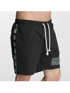 Grimey Wear Badeshorts Rock Creek schwarz