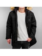 Grimey Wear Chaqueta de invierno Smoky Alley negro
