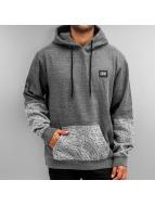 Grimey Wear Felpa con cappuccio Grimeology grigio