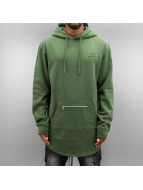 Grimey Wear Hoodie Bowels Of The D Long green