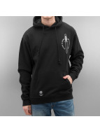 Grimey Wear Hoodie Ten Stab Wounds svart