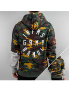 Grimey Wear Hoodies Smoky Alley kamouflage