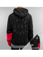 Grimey Wear Hoody Smoky Alley schwarz