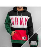 Grimey Wear Hoody Nuff Respect Keffiyeh schwarz