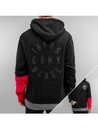 Grimey Wear Hoody Smoky Alley zwart
