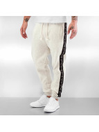 Grimey Wear joggingbroek Natural grijs