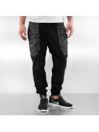 Grimey Wear joggingbroek Grimeology zwart