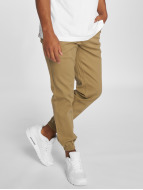 Grimey Wear Jogginghose Twill Peach beige