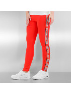 Grimey Wear Leggings The Heat rosso