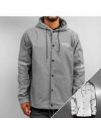 Grimey Wear Lightweight Jacket ire Eater Reflec Tive grey