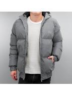 Grimey Wear Manteau hiver Fire Eater gris