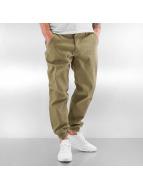 Grimey Wear Pantalón deportivo Twill Peach beis