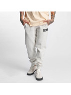 Grimey Wear Pantalone ginnico Overcome Gravity grigio