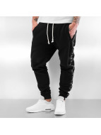 Grimey Wear Pantalone ginnico Natural nero