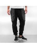 Grimey Wear Pantalone ginnico Grimeology nero