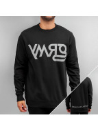Grimey Wear Pullover Fire Eater black