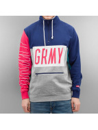 Grimey Wear Pullover Rock Creek Park blau