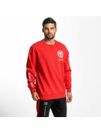 Grimey Wear Pullover Core red