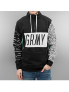 Grimey Wear Pullover Rock Creek schwarz