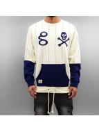 Grimey Wear Pullover Pampanga weiß