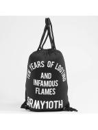 Grimey Wear Sac à cordons Wear X Years noir