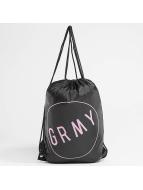 Grimey Wear Sac à cordons Infamous noir