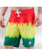 Grimey Wear Short de bain Addis Ababa multicolore