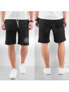 Grimey Wear Shorts Fidji schwarz