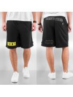 Grimey Wear shorts Legion zwart