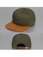 Grimey Wear Snapback Cap Bowels Of The D green