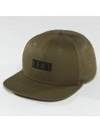 Grimey Wear Snapback Caps Overcome Gravity oliivi