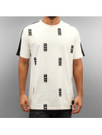 Grimey Wear T-paidat Stick Up All Over Print beige