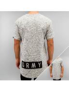 Grimey Wear T-paidat Bowels Of The D harmaa
