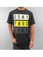 Grimey Wear T-paidat GRMY Legion of Tree musta