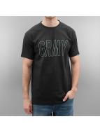 Grimey Wear T-paidat Rock Creek musta