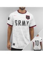 Grimey Wear T-paidat GST101 valkoinen