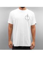 Grimey Wear T-Shirt Ten Stab Wounds blanc