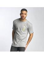 Grimey Wear T-shirt Pina Colada grigio