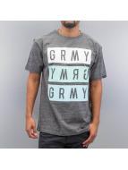 Grimey Wear t-shirt GRMY Legion of Tree grijs