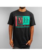 Grimey Wear T-Shirt Nuff Respect noir