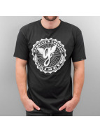 Grimey Wear T-Shirt Logo schwarz