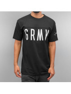 Grimey Wear T-Shirt Mesh schwarz