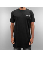 Grimey Wear T-Shirt Fire Eater Long schwarz