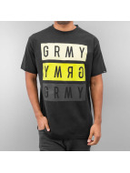 Grimey Wear t-shirt GRMY Legion of Tree zwart