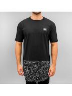 Grimey Wear t-shirt Grimeology zwart