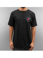 Grimey Wear t-shirt Stick Up Logo zwart
