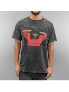 Grimey Wear t-shirt Infamous Rick zwart
