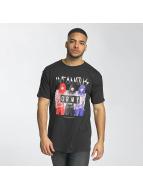 Grimey Wear T-Shirty Rick James czarny