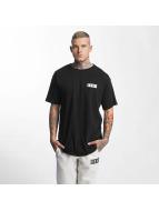 Grimey Wear T-Shirty Overcome Gravity czarny
