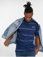 Grimey Wear T-Shirty Rock Creek niebieski